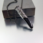 .223 Bullet Necklace | Midnight