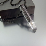 .223 Bullet Necklace with Crystal | Shot of Rhythm