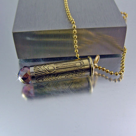 357 Bullet Necklace | Deco