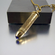 .357 Mag Bullet Necklace | Purple Velvet