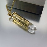 .38 SPL Bullet Necklace | Smooth Ice