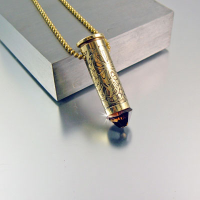 .38SPL Necklace | Latte Loco