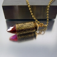 .40 Caliber Bullet Necklace | Sizzle