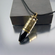 .45 Caliber Bullet Necklace | My Strength