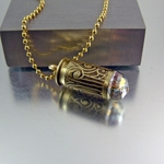 45 Caliber Bullet Necklace | Nouveau