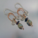 Aqua Terra Gemstone Earrings