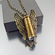 Archangel | Gabriel  |.38 SPL Bullet Necklace