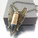 Archangel  | Michael | 9mm Bullet Necklace
