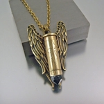 Archangel | Raphael | .357 Mag Necklace