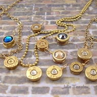 Bullet Charms | Custom Crystal Colors