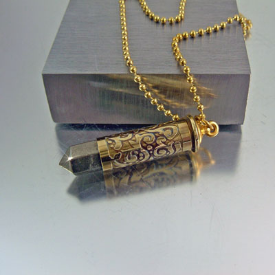 Bullet Necklace | .38 SPL | Brazzle