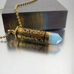 Bullet Necklace | .38 SPL | New Moon