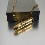 Bullet Necklace | 38 SPL | Smooth Silk
