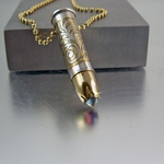 Bullet Necklace | .38 SPL | Volcanic