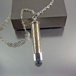 Bullet Necklace | Frozen | .357