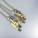 Bullet Necklace Pair | United