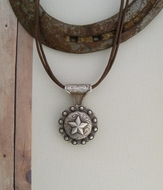 Concho Necklace