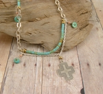 Designer Western Jewelry | Turquoise Necklace