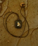 Dichroic Glass Necklace C97