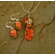 Earring and Pendant Set ST30
