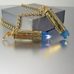 Eye of Horas | Bullet Necklace    .38 SPL