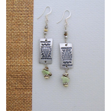 Handcrafted Earrings - Ancestors