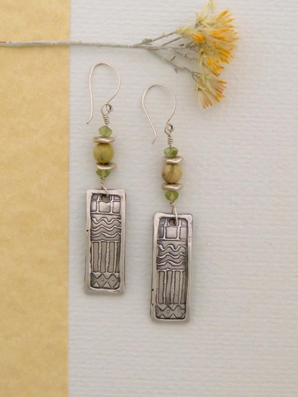 jewellery image handcrafted products natural grande earrings stone sterling silver product