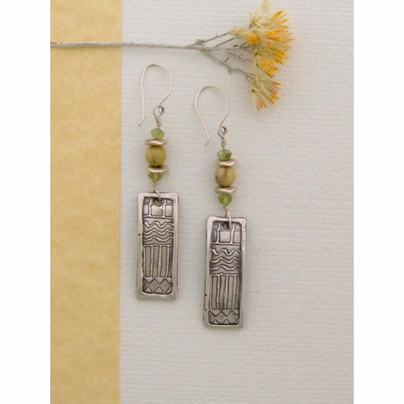Handcrafted Earrings - Sedona