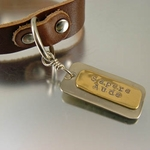 "Latin Phrase Bracelet ""Dare to be Wise"""