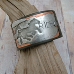 Leather Cuff Bracelet | Ride