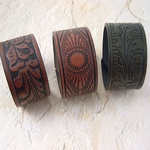 Leather Cuff Colors