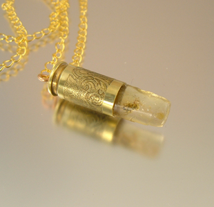 Mezcal | Bullet Necklace