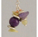 Purple Sage - Artisan Earrings