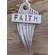 Silver Faith Pendant
