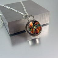 Silver Pendant Necklace | Tirion