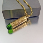 Tree of Life Bullet Necklace | 38 SPL