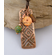 Western Jewelry Pendant  Great Plains