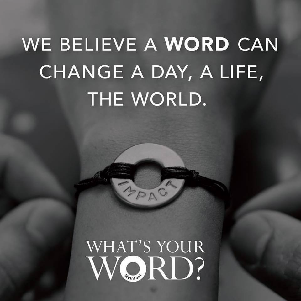What's Your Word Project