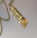"""Yantar"" Bullet Necklace"