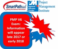 PMP®  Exam Transition handout that includes updated PM Roles - this handout is not available