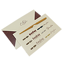 Brause Calligraphy Practice Kit