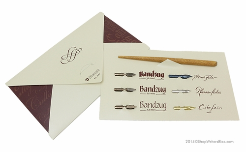 Brause Calligraphy Practice Kit - Click to enlarge