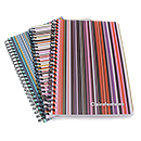 Clairefontaine Wild Stripes Notebook - Medium