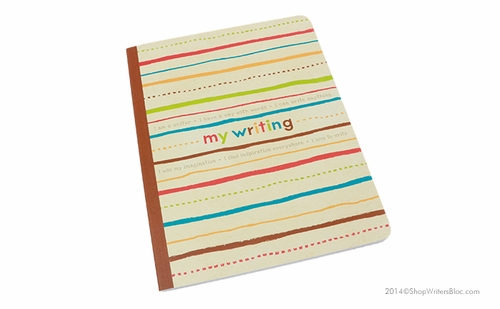 Compendium Kids - My Writing Journal - Click to enlarge