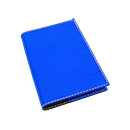 Exacompta Refillable Pocket Journal - Club Cover, Blue