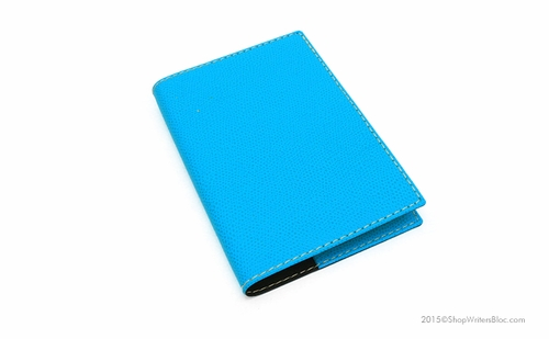 Exacompta Refillable Pocket Journal - Club Cover, Turquoise - Click to enlarge