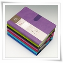 Exacompta Visual Compact Weekly Desk Diary - Club Cover Only (No Refill)