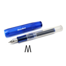 Kaweco ICE Sport Fountain Pen - Blue, Medium Nib