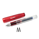 Kaweco ICE Sport Fountain Pen - Red, Medium Nib