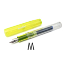 Kaweco ICE Sport Fountain Pen - Yellow, Medium Nib